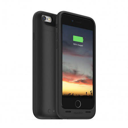 mophie Juice Pack Air行動電源 for iPhone 6 (黑)