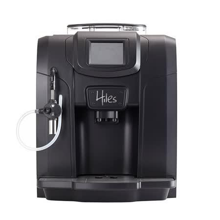 Hiles 精緻型義式全自動咖啡機 HE-700 ★送三好禮:DOMO加熱養生調理機+咖啡豆半磅兩包+隨行保溫瓶