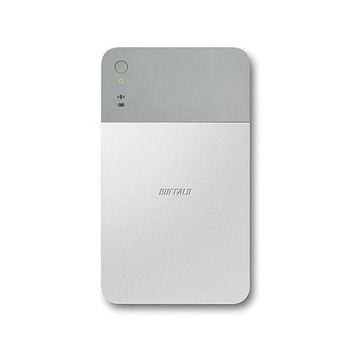BUFFALO巴比祿 2.5吋 1TB 無線行動硬碟 HDW-PDU3