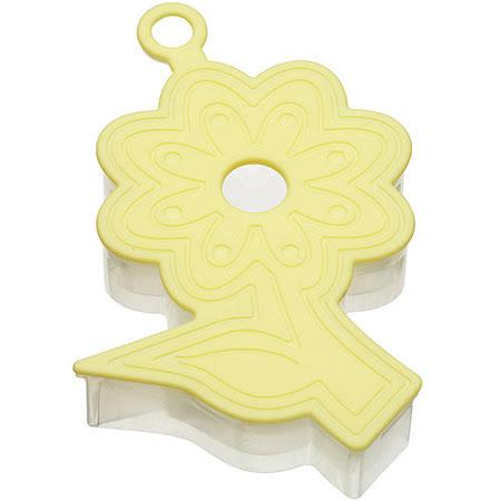 《KitchenCraft》3D餅乾切模(太陽花)