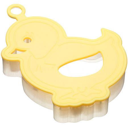 《KitchenCraft》3D餅乾切模(小鴨)
