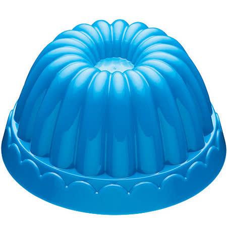 《KitchenCraft》皇冠果凍模(藍)