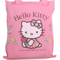 【波克貓哈日網】兒童造型雨衣◇Hello kitty 凱蒂貓◇《粉紅色》120cm