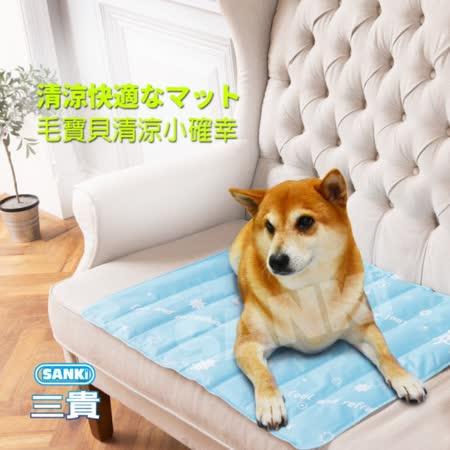 日本SANKi-多功能冷凝墊 (寵物涼墊) 1入 可選