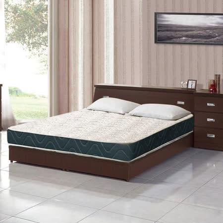 【AGNES 艾格妮絲】極致舒眠蜂巢透氣圍邊獨立筒床墊(雙人加大6x6.2尺)