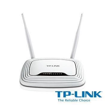 TP-LINK TL-WR842ND 300Mbps 多功能無線N路由器