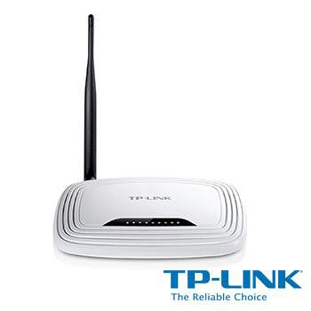 TP-LINK TL-WR741ND 150Mbps 無線 N 路由器(9dbi天線)