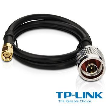 TP~LINK TL~ANT200PT 0.5M LMR200 N型公頭轉 RP~SMA母