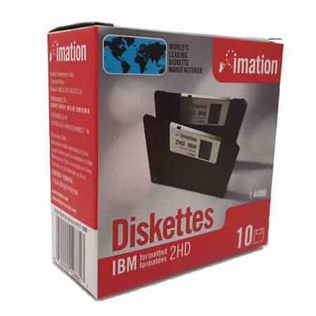 【IMATION】1.44MB磁碟片 10盒(100入)裝