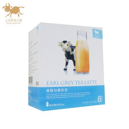 上田奶茶小屋  香醇伯爵奶茶 earl grey tea latte 28g×8包