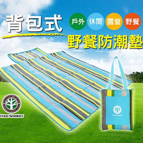 背包式野餐防潮墊(150*135*0.2cm)