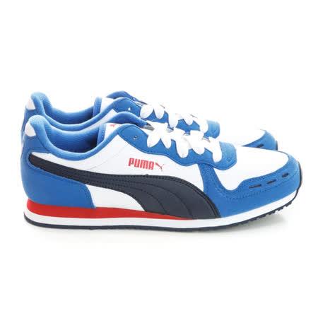 PUMA(女)經典休閒鞋-藍-35197930