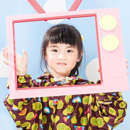 【rainstory】小麻雀兒童連身雨衣