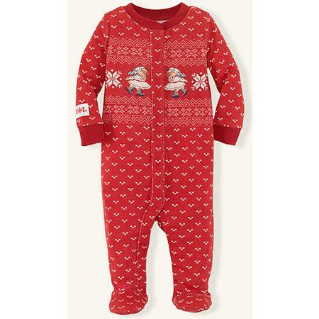 美國Ralph Lauren 童裝 嬰兒 包屁衣 連體衣 紅色熊熊 6M 9M(RL0008)