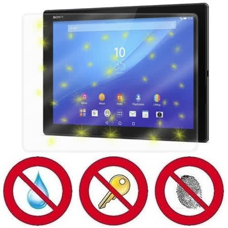 D&A SONY Xperia Z4 Tablet  日本原膜螢幕貼(NEW AS玻璃奈米型)