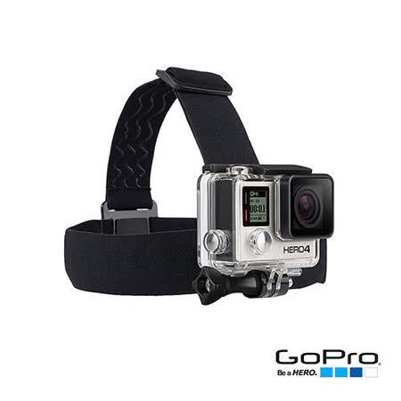 【GoPro】快拆頭部綁帶ACHOM-001(忠欣公司貨)