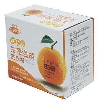御衣坊 橘油洗衣粉 1.5kg