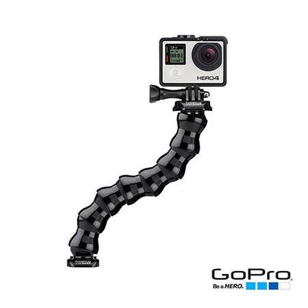 【GoPro】鵝頸延長桿ACMFN-001(忠欣公司貨)