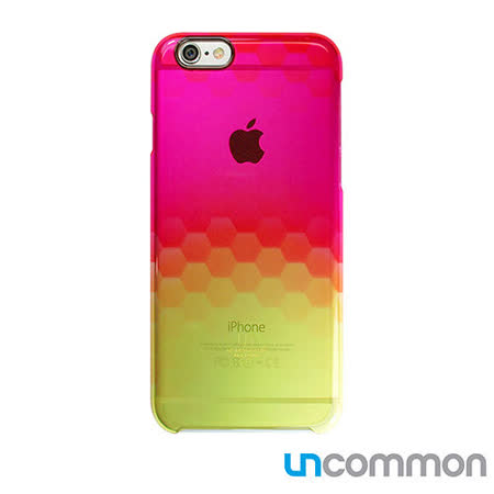 Uncommon Clearly系列 iPhone6 Plus 保護殼- Pure Happiness