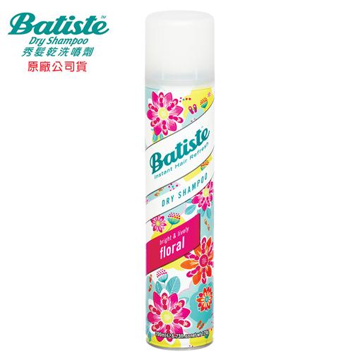 Batiste秀髮乾洗噴劑-花漾玫瑰200ml