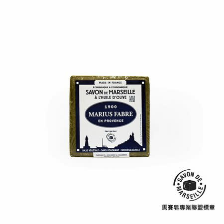 法國法鉑-橄欖油經典馬賽皂/200g