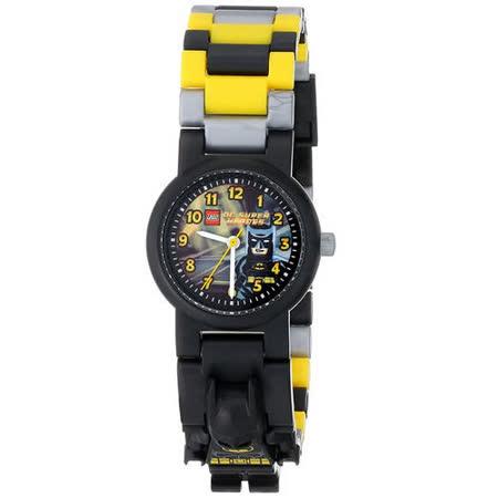 【樂高積木LEGO】兒童手錶-超級英雄蝙蝠俠