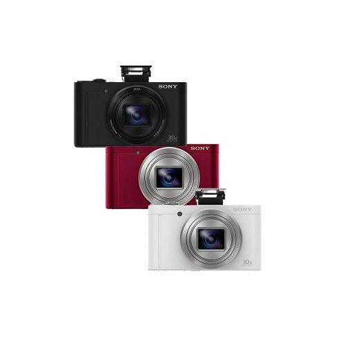 SONY DSC-WX500 數位相機(公司貨)★4/30止送SONY 16G高速卡+專用電池+座充+清潔組+保護貼+讀卡機+小腳架