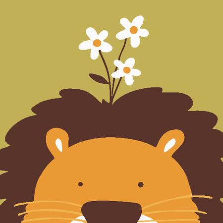 【ArtLife】創意油畫、數字油畫DIY_(獅子)