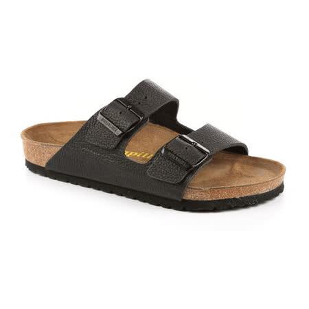 勃肯Papillio 551911。ARIZONA亞利桑那 經典二條拖鞋(黑)