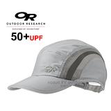 【美國 Outdoor Research】THROTTLE CAP™ UPF50+ 透氣快乾棒球帽/防曬透氣鴨舌帽.跑步帽.棒球帽.登山健行.運動/白卡 OR80685