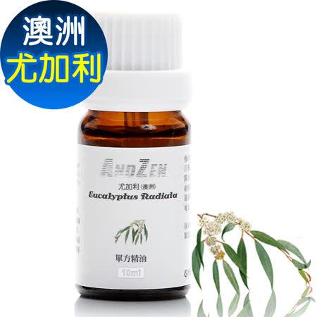 【ANDZEN】天然草本單方精油10ml(澳洲尤加利)