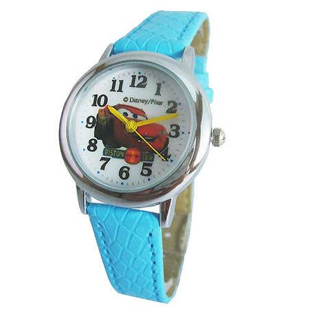 【迪士尼】CARS 兒童錶卡通錶-閃電麥坤