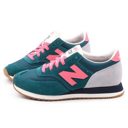 New Balance 女款 潮流復古運動鞋CW620AH-綠