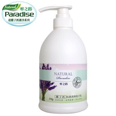 鮮之路-超離子鈣抗菌護膚洗手乳