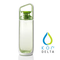 【美國KORwater】KOR Delta隨身水瓶-樂活綠/500ml