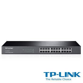 TP-LINK TL-SG1024 24 埠 Gigabit 交換器