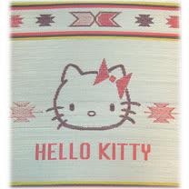 【波克貓哈日網】Hello kitty 凱蒂貓◇涼爽藺草蓆◇《 80 x 170 cm 》
