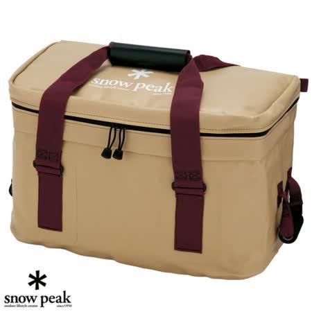 日本 Snow Peak 軟式保冰袋-38L_FP-138