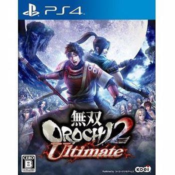PS4 無雙 OROCHI 蛇魔 2 Ultimate 亞洲中文版
