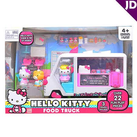 【Hello Kitty】KT可愛餐車 KT84245