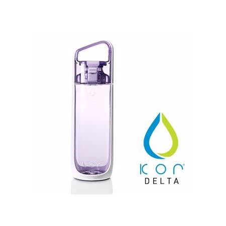 【美國KORwater】KOR Delta隨身水瓶-薰衣草紫/500ml