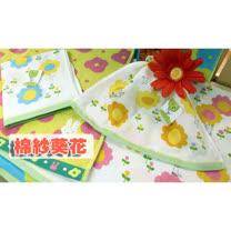 【クロワッサン科羅沙】日本毛巾~雙面棉紗葵花毛巾 34*80 cm