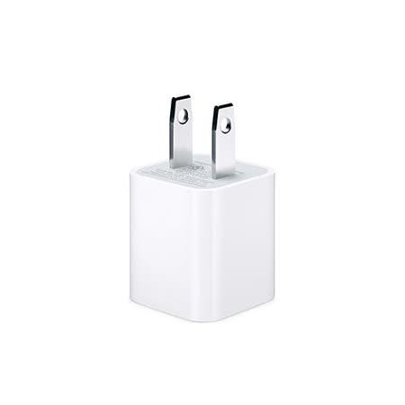 Apple iPhone / iPad 原廠旅充MD810 5W USB 充電器(裸裝)