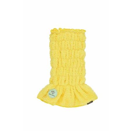 Bonne Nuit Baby 穩眠肚圍 (寬約18cm/延伸後寬約35cm)-黃色