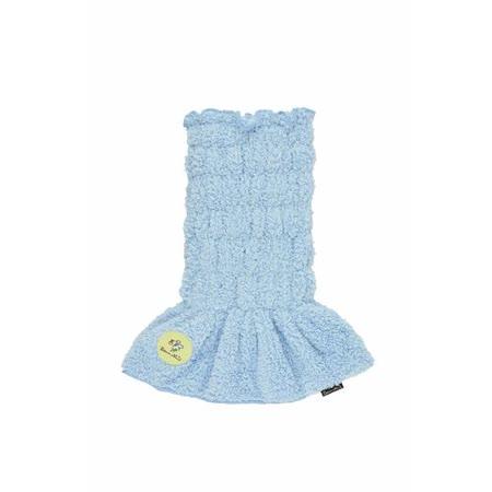 Bonne Nuit Baby 穩眠肚圍 (寬約18cm/延伸後寬約35cm)-淺藍色