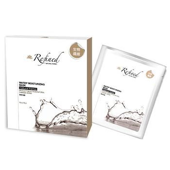 Refined蓮芳 水悅保濕生物纖維面膜