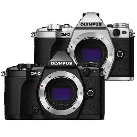 OLYMPUS OM-D E-M5 Mark II BODY 機身(EM5 M2,公司貨)送清潔組+保護貼+原廠包~