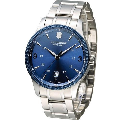 Victorinox 維氏 Alliance聯盟系列石英腕錶 VISA~241711.1