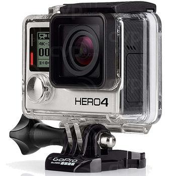 GoPro 觸控螢幕攝影機HERO4_銀