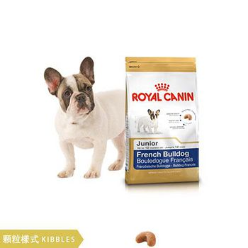 ROYAL CANIN法國皇家 法國鬥牛幼犬FMBJ30 狗飼料 3公斤 X 1包